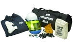 Chicago Protective AG8-CV 8 CAL Coverall Arc Flash Clothing Kit