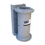 DBI/SALA 7400222 SecuraSpan Fasten-in-Place HLL Weld-on Vertical Base