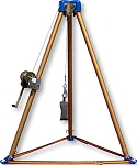 Falltech 7505 Confined Space Tripod Kit Safety Equipment