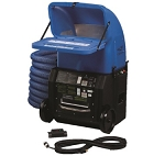 Intec 50005 00 Fiber Force Attic Insulation Blowing Machine Canadian