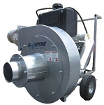 Intec Vortec 690 Attic Insulation Removal Vacuum 22 HP Honda GX690