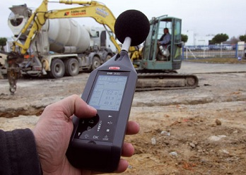 The Kimo DB 200 Sound Level Meter Features 5 Different Modes Of Operation
