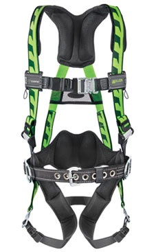 Miller Honeywell Aircore Safety Harness