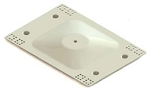 Miller X11011 X 11011 ShockFusion Base Plate Fall Protection