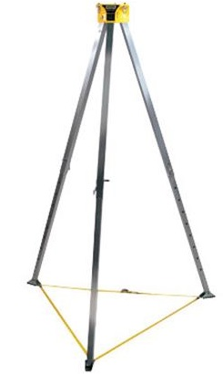 MSA Safety Workman Confined Space Entry Rescue Tripod