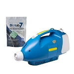 Sanifog SF230 Cordless Disinfectant Sanitizing Fogger 25% Off w/ Biotab7 Tablet