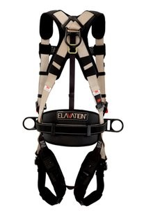 3M 7512FB 7512 FB Elavation Safety Harness OSHA Fall Protection L-XL