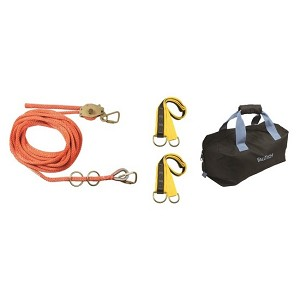 Falltech  770006 2-Person Temporary Horizontal Lifeline Kit