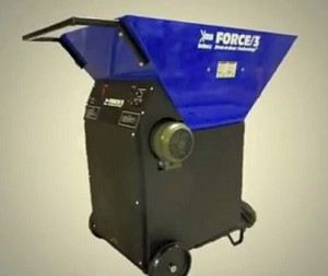 Intec Force 3 K30002 Attic Insulation Blowing Machine Rock N Blow