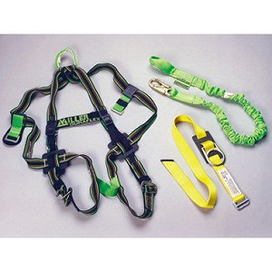 Miller Honeywell 8112L/UGN Lanyard Aerial Lift Kit Fall Protection