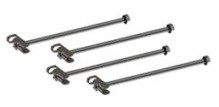 Miller X11004 X 11004 Toggle Bolt Kit For Membrane Roofing Fall Protection