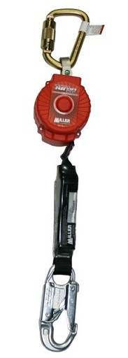 Miller MFL-1/6FT TurboLite PFL Personal Fall Limiter Fall Protection