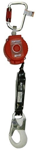 Miller MFL-11/6FT TurboLite PFL Personal Fall Limiter Fall Protection