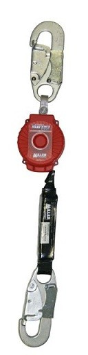 Miller MFL-9-Z7/6FT TurboLite PFL Personal Fall Limiter Fall Protection