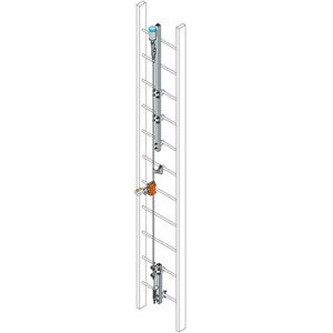 Miller Honeywell VG/140FT Vi-Go Ladder Climbing Safety System