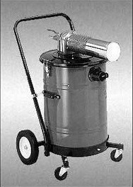 NIKRO AWS15225 AWS 15225 15 Gallon Stainless Steel Compressed Air Powered Vacuum Cleaning Equipment