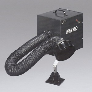 NIKRO MO250 MO 250 Portable Air Cleaning System Extraction Equipment