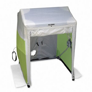 Allegro 9402-88 Deluxe Work Tent, 8' x 8', 2 door