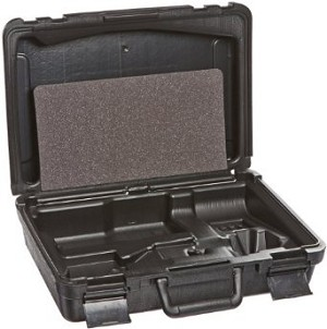 Bacharach 0024-0865 Combustion Analyzer Hard Carrying Case