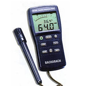 Bacharach 2002-1800 TH1800 Humidity Temperature Meter