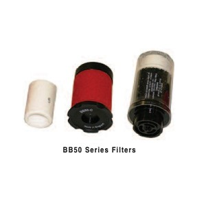 Air Systems International - AIR BB50-D - FILTER REPLACEMNTCHARCOAL