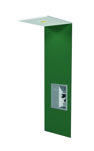 Bradley  S19-125FMBF Barrier Free Recess-Mounted Drench Shower