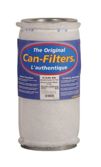 Can-Filters CAN 66 Activated Carbon Air Filter 12 Inch
