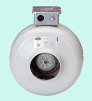Can-Filters Can-Fan RS4 Centrifugal Inline Fan