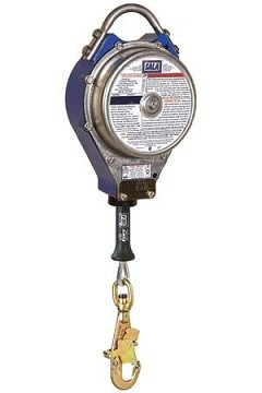 DBI SALA 3400407 Sealed Blok Self Retracting Lifeline 130 Ft