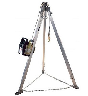 DBI SALA 8300020 Confined Space Entry Salalift II Winch Tripod 60 Ft