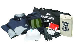 Chicago Protective AG43-CL 43 CAL Coat & Legging Arc Flash Clothing Kit