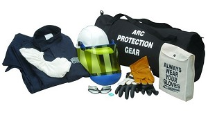 Chicago Protective AG8-JP 8 CAL Jacket & Pants Arc Flash Clothing Kit