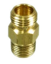 Cool Machines C8E345-B Wall Spray Nozzle Brass Tip Body