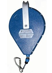 Falltech 7213S 7213 S Self Retracting Life Line Fall Protection 195 Ft. Stainless Steel Cable