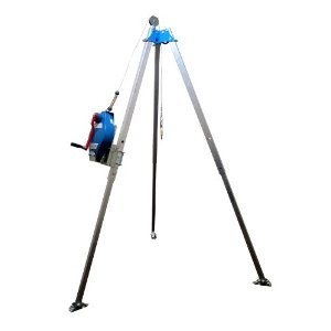 Falltech 7501 Liftech Confined Space Tripod Kit Safety Equipment