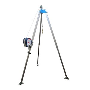 Falltech 7506 Liftech Confined Space Tripod Kit Safety Equipment