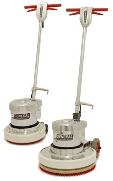 General Floorcraft KC-19 Heavy Duty Floor Buffer Machine