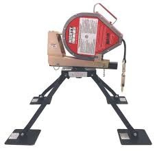 Miller Honeywell SRMF-1/ Clamping feet w/ hardware for standing seam metal roofs