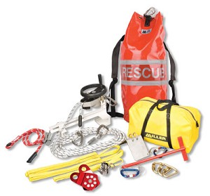 Miller SEWPKT/250FT SafEscape Elite Wind Energy Kit 250ft Fall Protection
