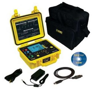 AEMC 6470 2135.01 Multi-Function Ground Resistance Tester Instruments