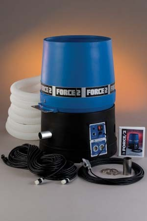 Intec Force 2 3.0 Force II 3.0 Insulation Blowing Machine Fiberglass Package w/accessories