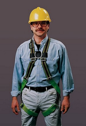 Miller E550/UGN DuraFlex Stretchable Safety Harness