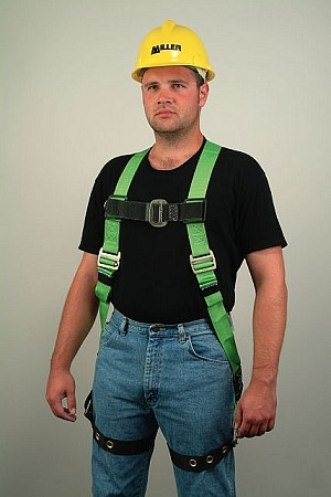 Miller 850T-4/UGK HP High Performance DuraLite Harness