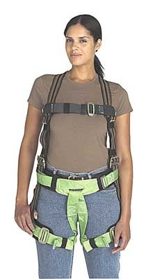 Miller 570/UYK Non Stretch Ms. Miller Safety Harness