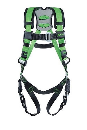 Miller R10CN-TB/UGN Revolution Tongue Buckle Harness