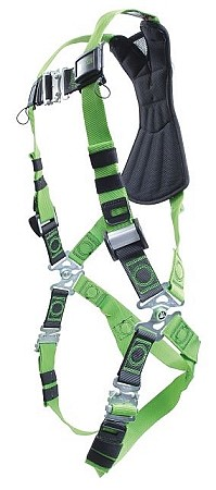 Miller Honeywell RDF-QC/UGN Revolution Harnesses with DuraFlex Webbing