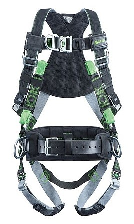 Miller RDTSL-TB-DP/UBK Revolution DualTech Tower Climbing Harness