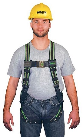Miller E650QC-4/UGN DuraFlex Ultra Stretchable Harness