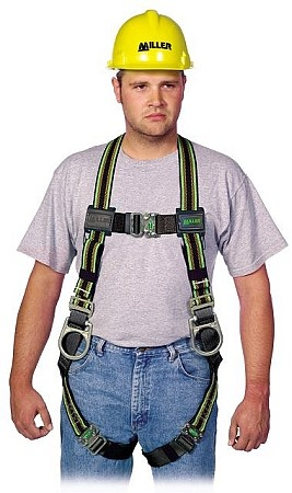 Miller E650QC-7/UGN DuraFlex Ultra Stretchable Harness