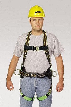 Miller E650QC-77/UGN DuraFlex Ultra Stretchable Harness